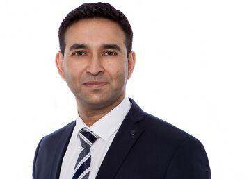 Dr Alam Hussain